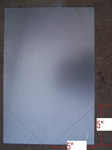 wind generator tail material